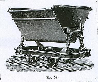 Zařízení cihelny vozíky